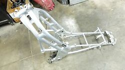 05 Hyosung Gt650 Gt 650 R Comet Frame Chassis