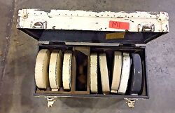 Mitchell Standard 16mm 400 Ft. Motion Picture Camera Magazine Iconic M1