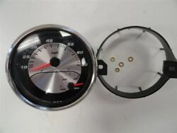 Faria Gsc060a Oversized Speedometer W / Trim Gauge Chrome Bezel And Face Boat