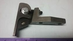 Brown And Sharpe Rear Adjustable Left Hand Guide For 2g 2 Machines