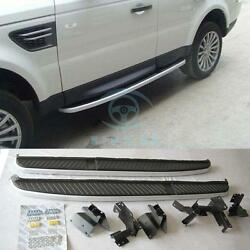 Side Step Running Board Nerf Bar Protector For Land Rover Range Rover Sport 2016