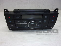 2011-2013 Jeep Grand Cherokee Automatic Climate AC Heater Fan Control OEM