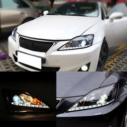 For Lexus IS250IS300 IS350IS F Sport Front Headlight No Bulb Xenon High Lights