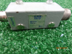 Emr Corp Vhf Radio Repeater Filter Power Divider 2662n - Free Shipping - C17