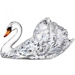 Graceful Swan 1141713 Brand New In Box Clear Large Nice Save F/sh