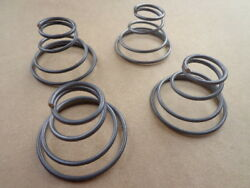 4 Inside Door Handle Tension Springs - Made In The Good Ole U.s.a. 67-12wx