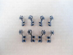 8 Old School Nos Throttle Rod Linkage Clips Fits All Early Fords 3611-4gx