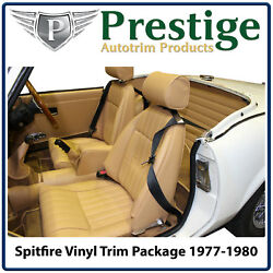 Triumph Spitfire 1977-1980 Carpet Set Seat Covers Interior Trim Panels