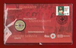 2014 Australia PNC 100 Years of Australian Red Cross Clearance Price AU $15.95