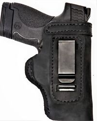 Pro Carry Lt Rh Lh Owb Iwb Leather Gun Holster For Walther Pps