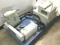 Epson G6-651SW Scara 4-Axis Robot w/RC620 Controller & Drive Unit & Cables*Works