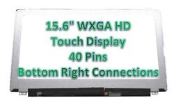 LED+Touch Screen Assembly 15.6