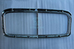 Exterior Car Front Middle Grille Frame Protector For Bentley Continental GT 2014