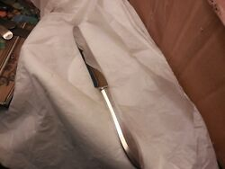 Community Patrician Knife 9 1/2 In. Stainless Blade No Monogram