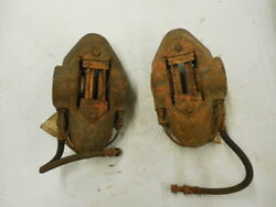 Triumph Tr3 Early Front Brake Calipers