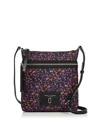 Marc Jacobs Women's Biker NorthSouth Mixed Berries Print Nylon Crossbody bag