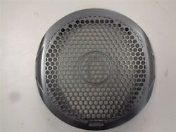 Fusion Replacement Speaker Grill / Cover 10 5/8 Silver Marine Boat