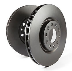 Ebc Replacement Front Vented Brake Discs Ford F-150 4wd Electric H/b 2015 On