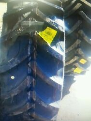 Two New 440/65r24 14.9r24 Continental John Deere Ford Tractor Tires