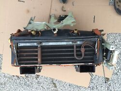 Bentley T1 Rolls Silver Shadow Ac Evaporator Assembly From 1974 Shadow