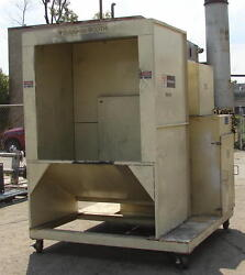 Volstatic Solidspray Portable Paint Booth 48 X 48-used