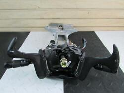Ferrari 360 Steering Column W/ Paddle Shifters And Switches Damaged Bracket