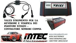 Vales 2.0 And Hw Tool To Check The Right Configuration Of Sensor Of Steering