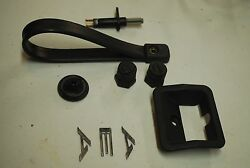 ★★1997-99 Cadillac Catera Oem Rear Trunk Pull Handle-light Switch-emblem-stops★