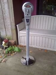 Custom Built Just For You Duncan Parking Meter With Floor Stand