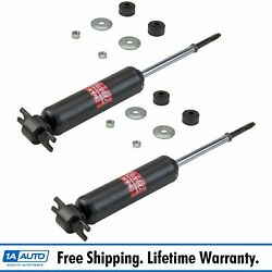 Kyb Excel-g Front Shock Absorber Pair Lh And Rh Sides For Chevy Buick Ford Mazda
