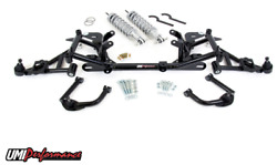 Umi Performance 1998-2002 F-body Ls1 Front End Kit Street Stage 4 Fbs004 Black