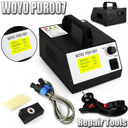 Car Auto Paintless Dent Repair Removal Kit PDR Induction Heater Tool 110V HotBox