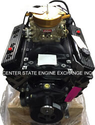 NEW 5.7L GM Marine Extended Base Engine w Carb Ignition. Mercruiser 1997-up