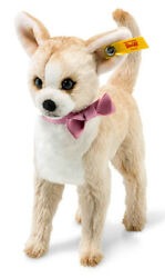 Steiff Chilly Chihuahua soft toy collectable puppy dog in gift box - EAN 045028