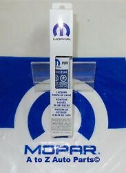 Dodge Challenger, Charger, Jeep Indigo Or Ocean Blue Pbm Touch Up Paint, Oem