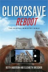 Click2save Reboot The Digital Ministry Bible Paperback Or Softback