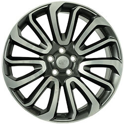 22 Inch X 9.5 Ikebana Wheels Set - Land Rover Discovery 5 -oem Compatible- Italy