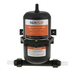 Seaflo Accumulator Tank 125psi for Yacht RV Pre-Pressurized Water System