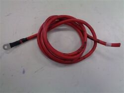 1/0 Awg Gauge J1127 Type Sgt Electrical Wire Red 8and039 Feet Marine Boat