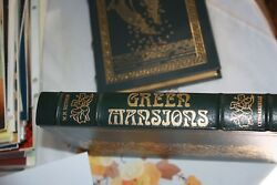 Easton Press Full Leather, Green Mansions, By W.h. Hudson, Plus Collector Notes