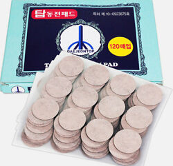 Top Coin Pack Pad 120ea /pain Relief Patches /sheet Tape Muscle Ache