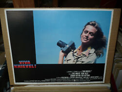Viva Knievel, Orig Lcs Evil Knievel, Gene Kelly, Lauren Hutton, Red Buttons