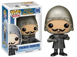 Monty Python The Holy Grail Funko Pop Movies French Taunter Vinyl Figure 199