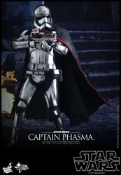 Star Wars The Force Awakens Captain Phasma Collectible Figure
