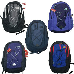 The North Face Jester School Backpack Womens Laptop Bag Daypack TNF Black
