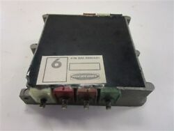 Mercury Quicksilver 332-2986a21 Switch Box Assembly