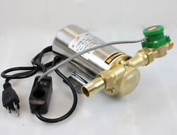 Lot 10 Miniature 90w Domestic Shower Pressure Water Booster Stainless Pump