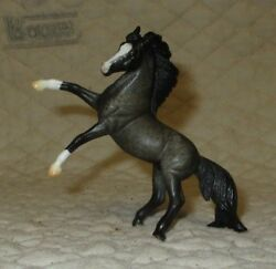 BREYER STABLEMATE 2011 Regular Run - #5929 Blue Roan Rearing Andalusian - WOW!