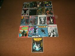 Comico Primer 2 Grendel 1-3 Cards Rare Appearances 17 Total All First Prints