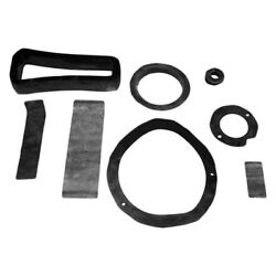For Chevy Bel Air 1955-1956 SoffSeal HVAC Heater Core Seal Kit